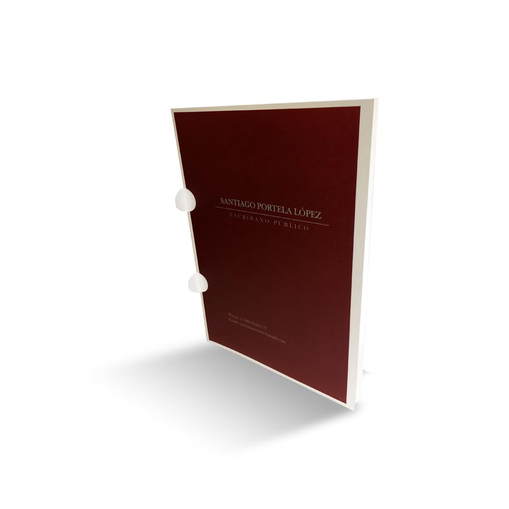 CARPETAS (MAX. 44 X 31) -SOLAPA PEGADA